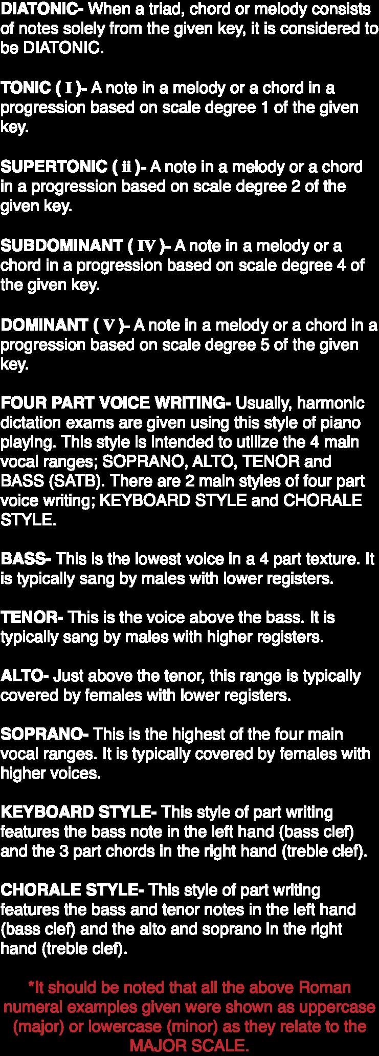 20 Harmonic Progression Pt.20 I, IV, V   Music Student 20020